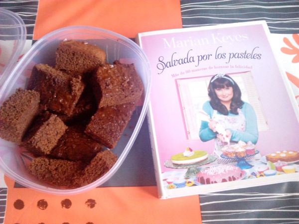 BROWNIES DE CHOCOLATE DEFINITIVOS, MARIAN KEYES