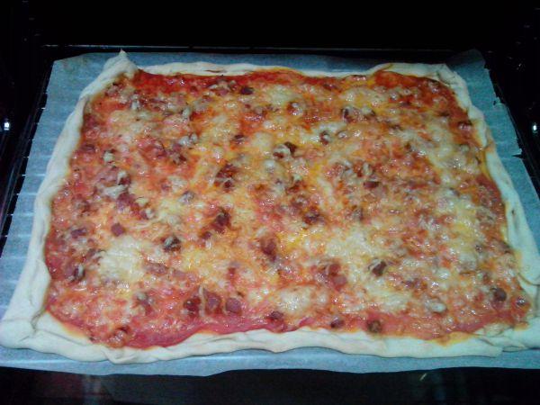 MASA DE ¡PIZZA!
